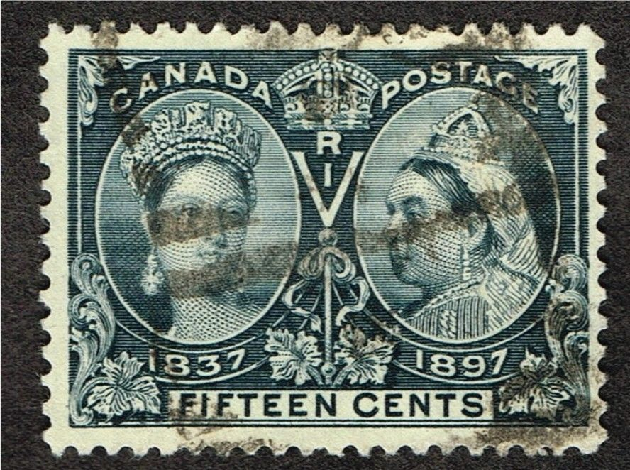 CANADA JUBILEE #58 F-VF SON    (MRC22