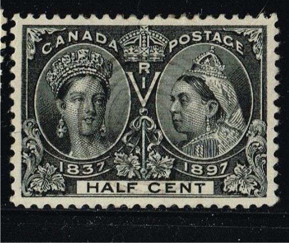 CANADA JUBILEE VF 50 SON CANCEL (AYM20