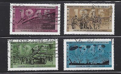 Canada #1541-1544