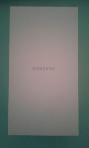 Samsung Box ONLY