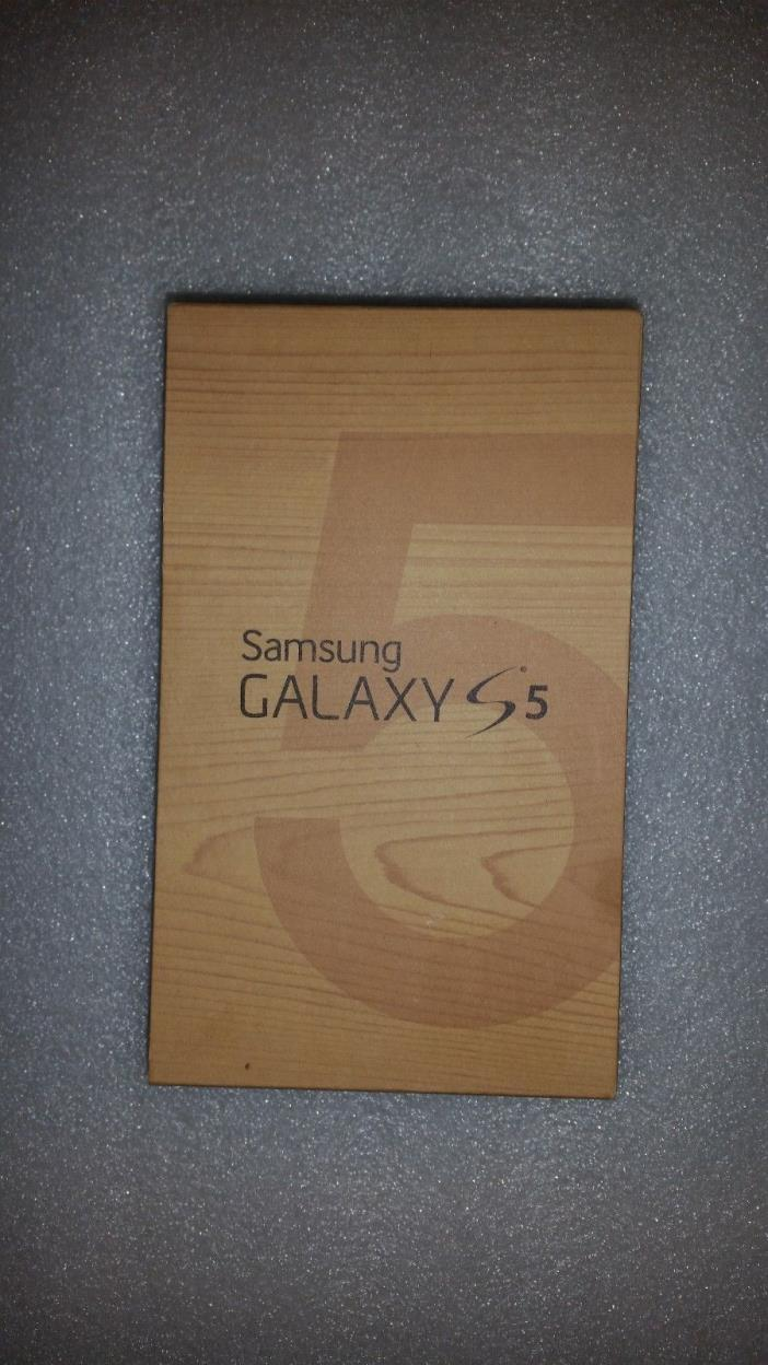 Samsung Galaxy S5 Retail Box Only