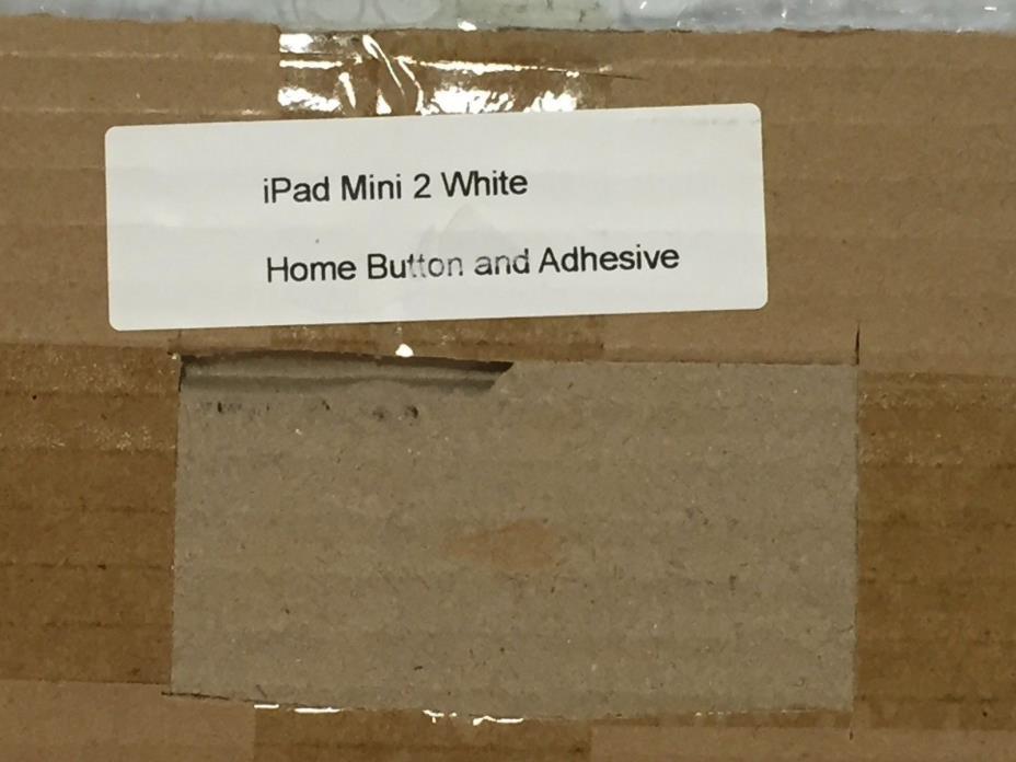 iPad Mini 2 White Digitizer