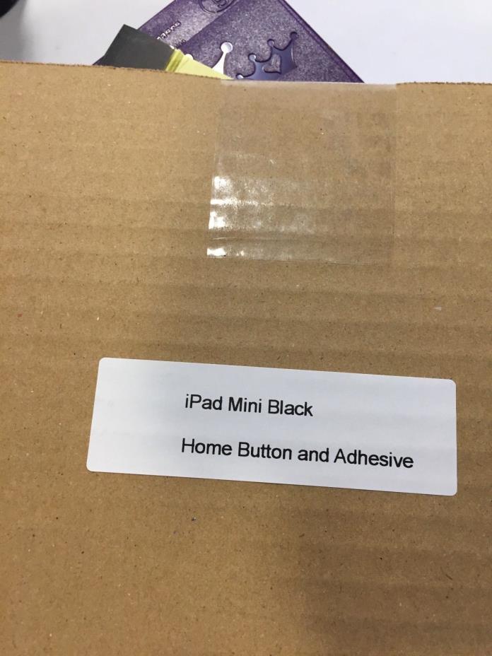 iPad Mini Black Digitizer