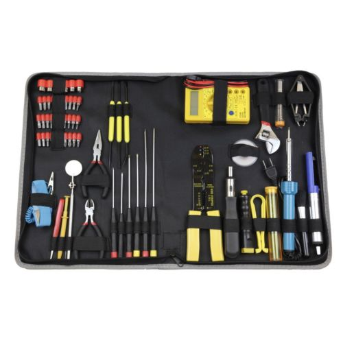 Emergency Professional Computer Technician Repair Tool Kit