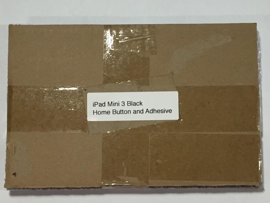 iPad Mini 3 Black Digitizer