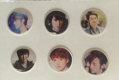 Hurry  EXO.. EXO-K Group 609  IPHONE Home Button Sticker cover for  ALL  iphones