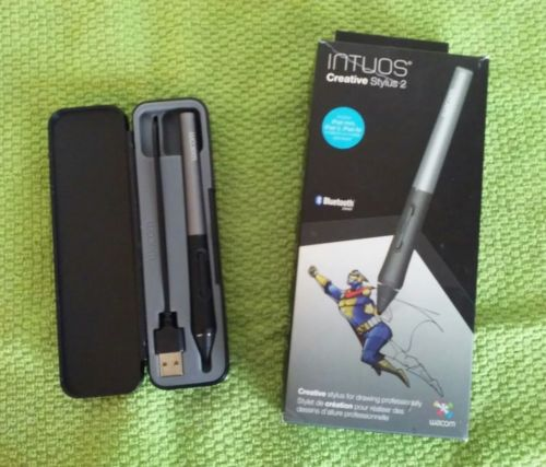 Wacom Intuos Creative Stylus 2 for (IPAD MINI, IPAD AIR 1, IPAD AIR 2)