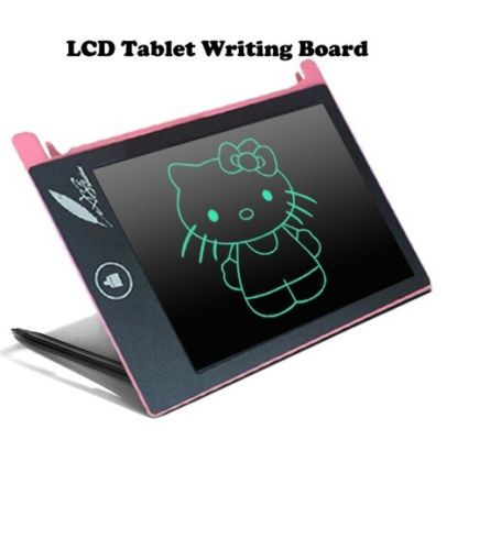 Portable Smart LCD Writing Tablet Pink