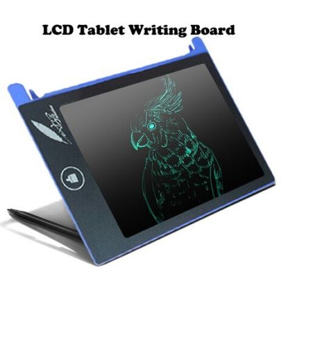 Portable Smart LCD Writing Tablet Blue