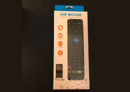 Air Mouse 2.4 G Motion Sensing