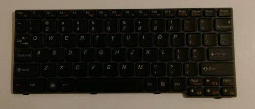 Genuine Lenovo Ideapad S10-3 US Keyboard 25009576 MP-09J63US-686
