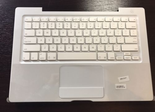 Mint White Macbook Keyboard Topcase A1181 2006 2007 2008 2009