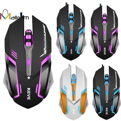 3200DPI 6D Button USB Wired Optical Game Gaming Mouse Mice PC Laptop USB Mouse F