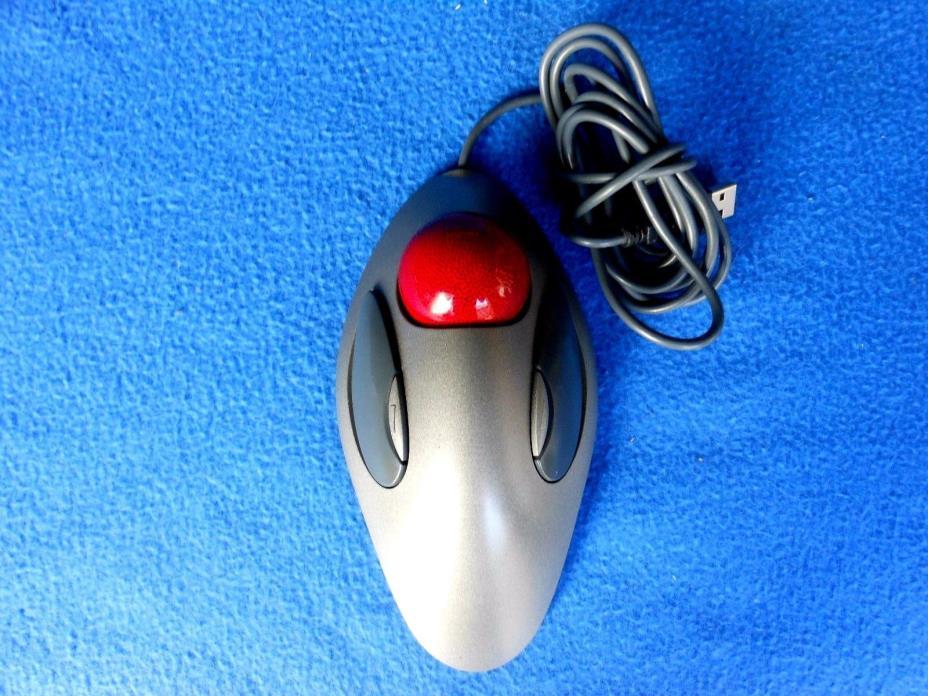 Logitech Marble Mouse USB T-BC21