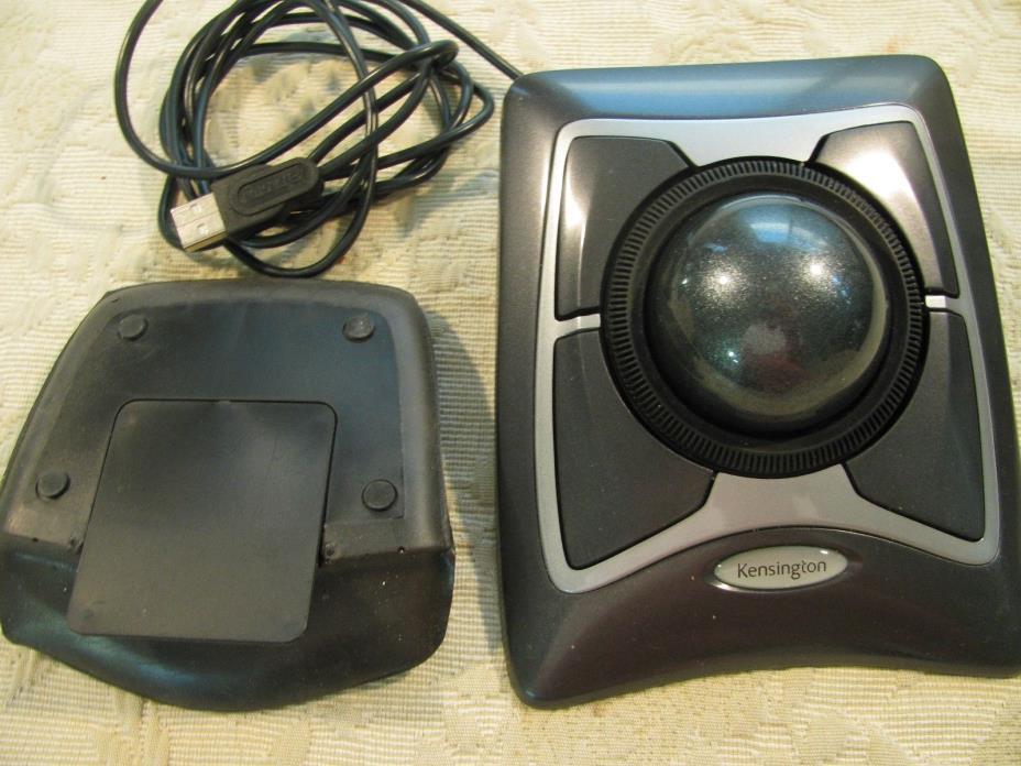 Kensington K64325 USB Expert Trackball Mouse