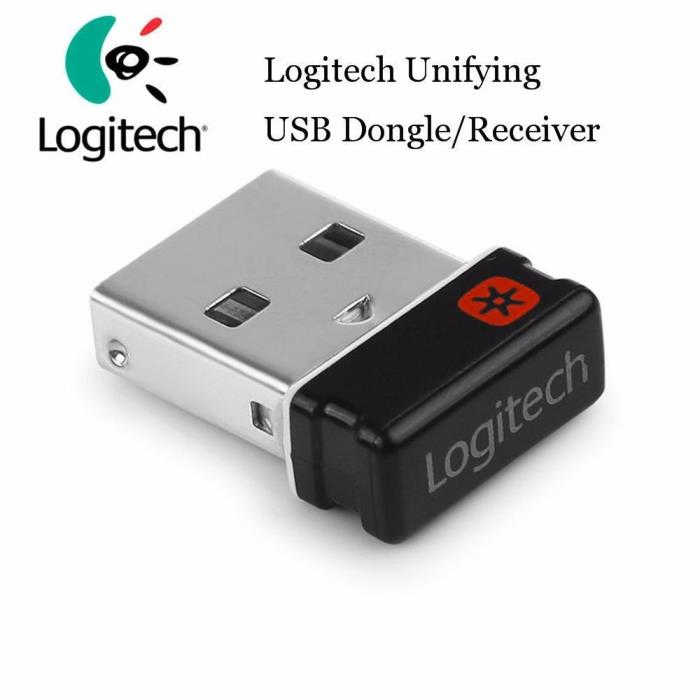 Logitech Unifying Receiver Dongle for Keyboard and Mouse M325 M315 M515 M510