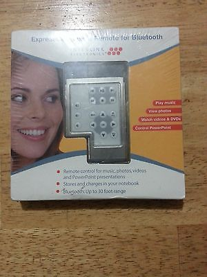 ExpressCard Media Remote For Bluetooth ( Factory Sealed)