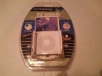 Bracketron iPod Docking Kit PH Mini 4 model: IPM-201 - White