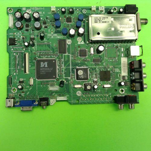 Magnavox 15MF605T/17 Television Board 715T2014-1 3138 103 6146.4