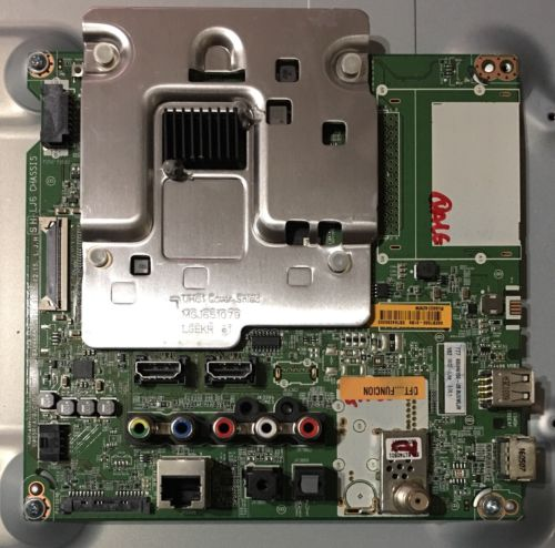 LG 65UH6150-UB 60UH6150-UB BUSWLJR Main Video Board EBT64290202 - TESTED WORKS!