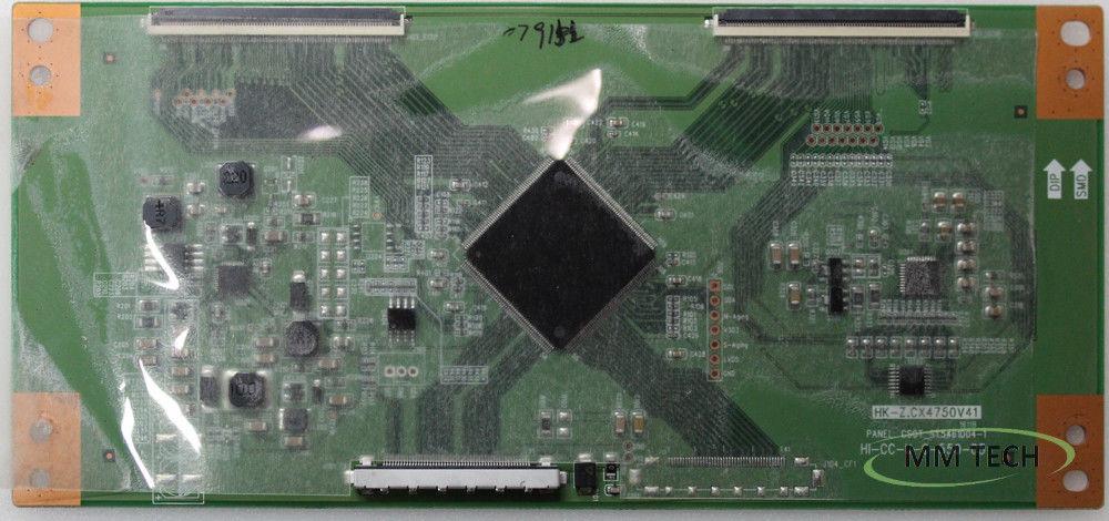 Sansui 890.CON-55C0000-9H T-Con Board (HK-Z.CX4750V41) SLED5515W