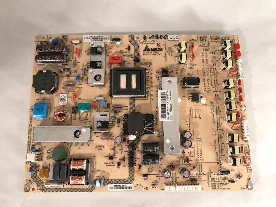 VIZIO TV M370NV Power Board/Power Supply DPS-143AP-1/A ; 2950254505