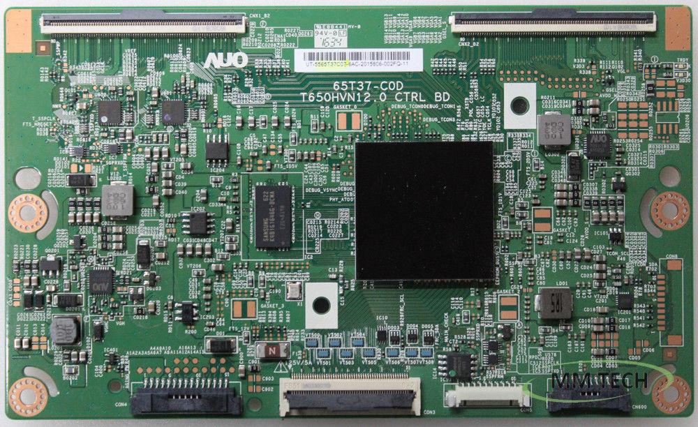 Samsung 55.65T37.C07 T-Con Board (T650HVN12.0)