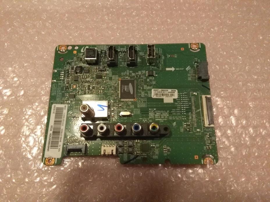 Samsung BN94-07592A Main Board for UN40H5003AFXZA  W/90 Day Warranty