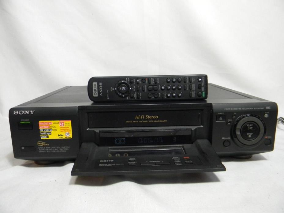 Sony Video Cassette Recorder SLV-975HF (Used)
