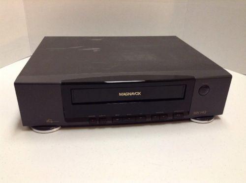 Magnavox VCR VHS VR9241AT01 PARTS/REPAIR No Remote