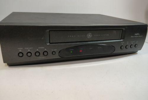 VG4062 4 head VHS VCR Video System