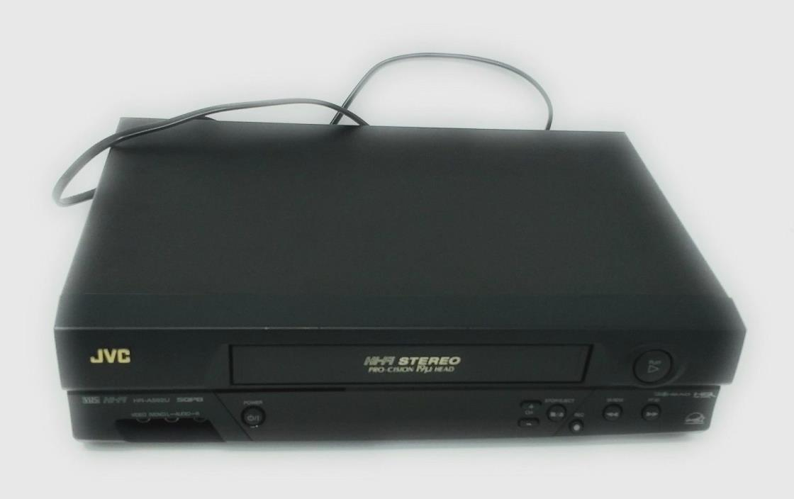 JVC HR-A592U VHS VCR Video Cassette Player recorder