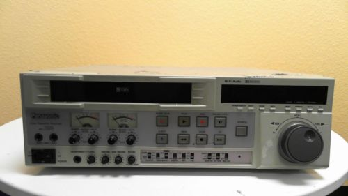 Panasonic AG-7350-PVHS Video Cassette Recorder Player HiFi Audio- PARTS