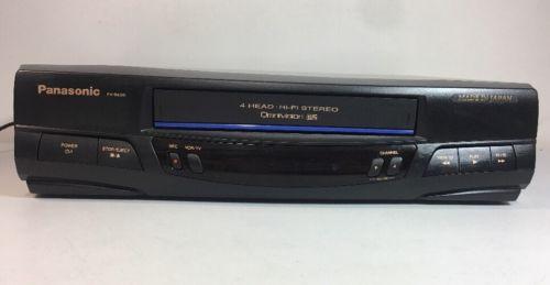 PANASONIC PV-9450 4 HEAD OMNIVISION HIFI STEREO VHS VCR  *TESTED*