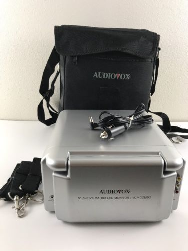 Audiovox VBP2000 5