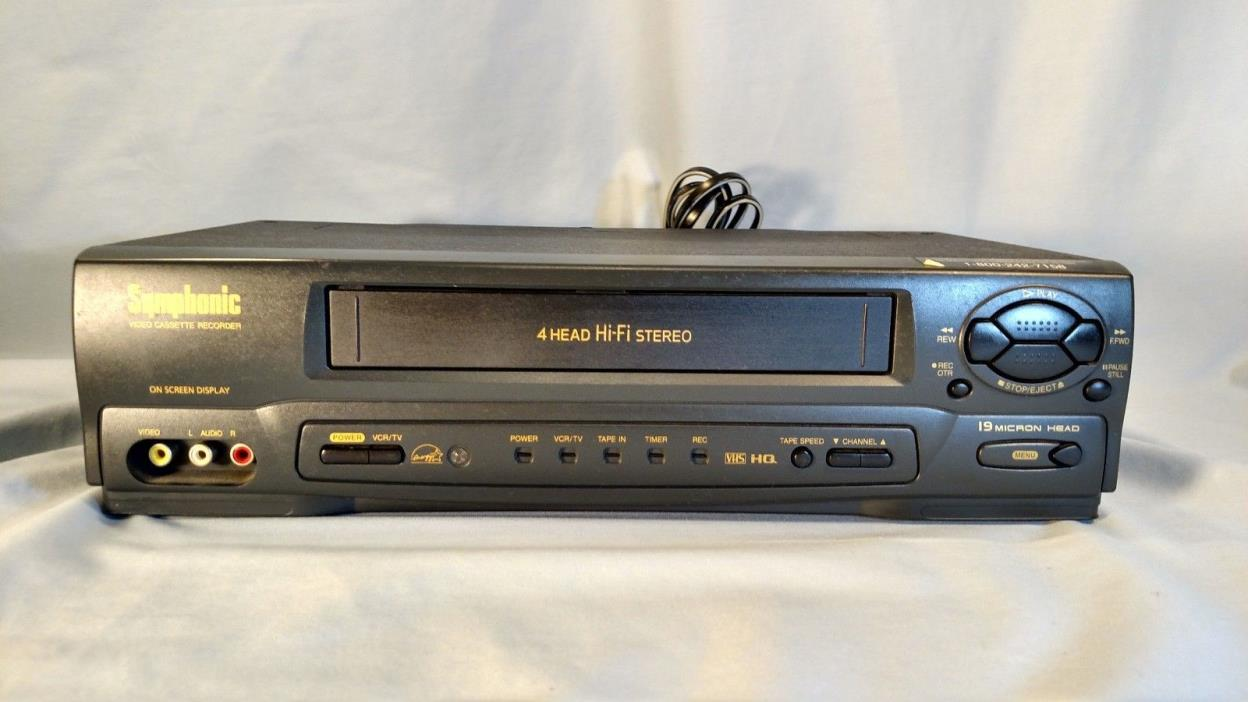 Symphonic VR-701 - TESTED AND WORKS GREAT - Good Condition
