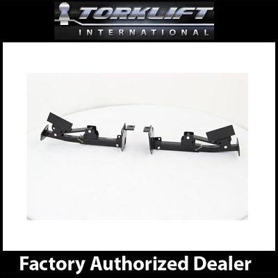 F4007 TorkLift Custom Frame-Mounted Camper Tie-Downs - Front