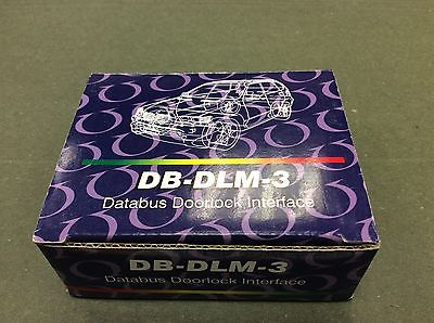 Omega DB-DLM-3 Databus Doorlock Interface - NEW