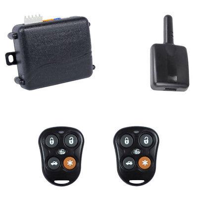 Megatronix KE680 4 Channel Remote Control Vehicle Keyless Entry System Start Kil