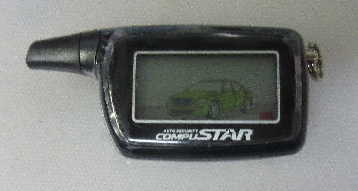 New Compustar 2 way remote 2W703R-SHCN