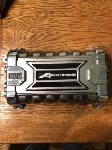 power acoustic capacitor