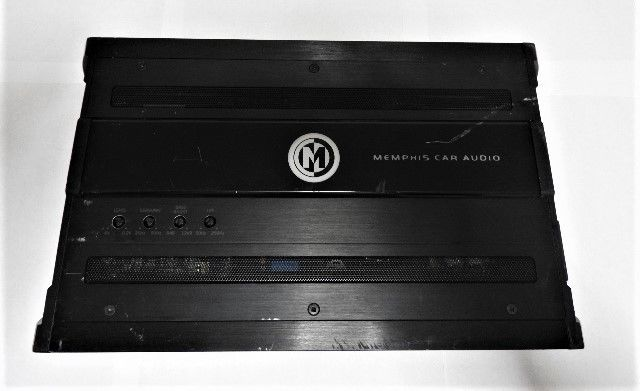MEMPHIS AUDIO MONOBLOCK CAR AMPLIFIER 16 PR1x600