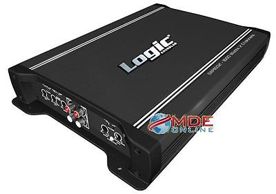 Logic Soundlab GXP1602 1600 Watt 2 Ch. MOSFET Power Amplifier