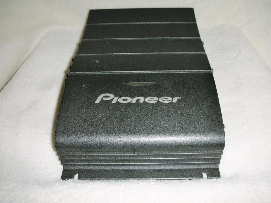 Pioneer GM X252 Bridgeable 2 Channel Amplifier Car Amp Subwoofer
