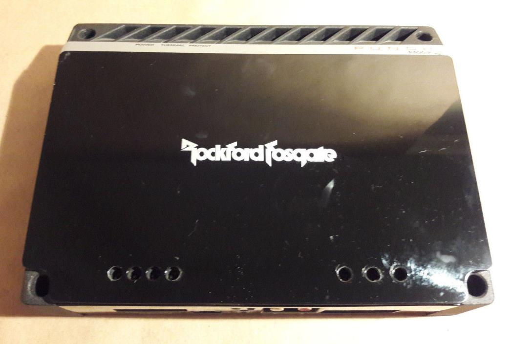 Rockford Fosgate Punch 2 Channel Amp P400-22