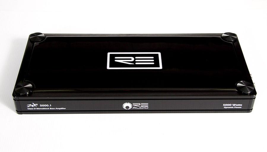 RE Audio Brand NEW - ZTX5000.1 v2 (Mono/Class D) Amplifier