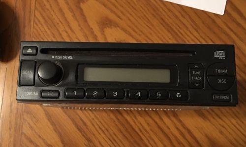 02-03 Subaru Impreza Clarion CD Radio Stereo  OEM Model PF-2364B-A