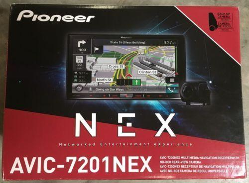 Pioneer AVIC-7201NEX 7