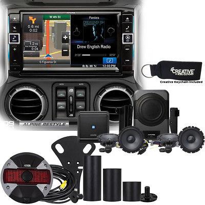 Alpine X009-WRA 9