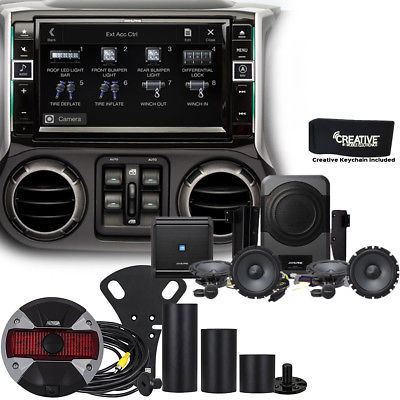 Alpine Restyle - X109-WRA 9